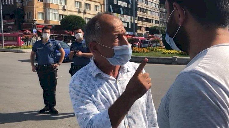 Trafik cezası yiyen eski vekil polise hakaret etti: Buraya yine geleceğim, eşkiyalar