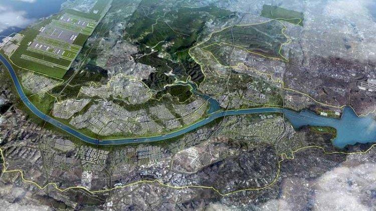 'Kanal İstanbul' için jet adım