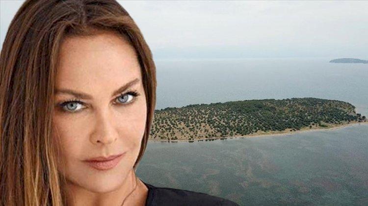 Hülya Avşar, 55 milyon liraya ada aldı