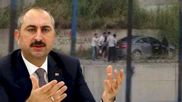 Gaspçıların serbest bırakılması olayında Bakan Gül'den açıklama
