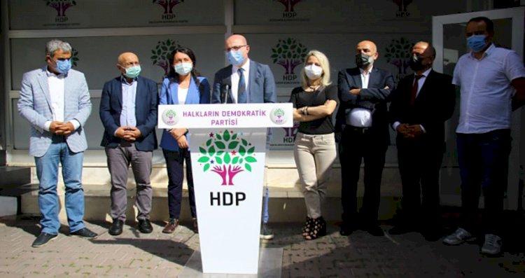 CHP'li Cihaner'den HDP'ye destek ziyareti: Muhalefetin bir arada karşı çıkmasını çok istiyoruz