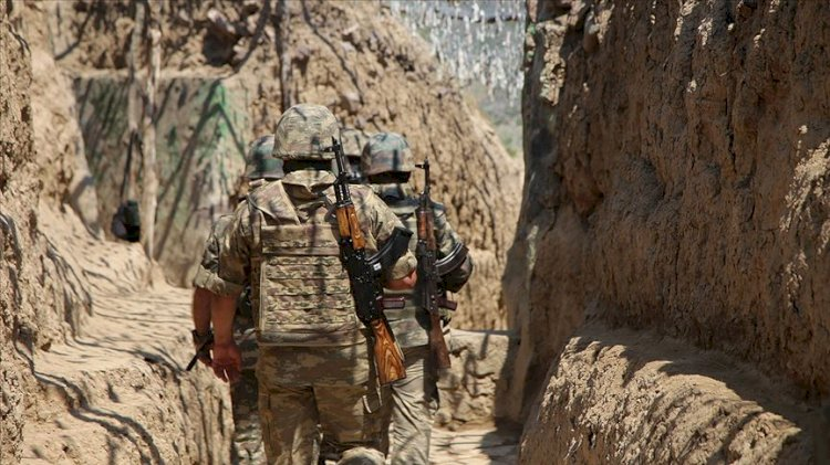 Azerbaycan savaş hali ilan etti! 6 köy kurtarıldı, Karabağ vuruluyor!