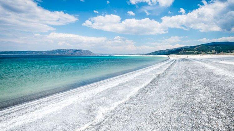 Salda Gölü'ne yasak geldi