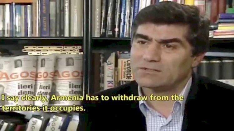 Hrant Dink Karabağ için ne demişti