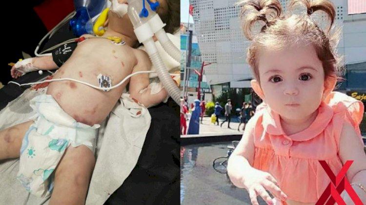 'Hayat' bebek hayatını yaşayamadı: İşkence ile öldürüldü!