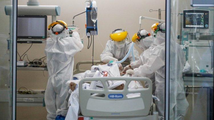 'Ağır hasta sayısı iki ay içinde üç kat artmış'