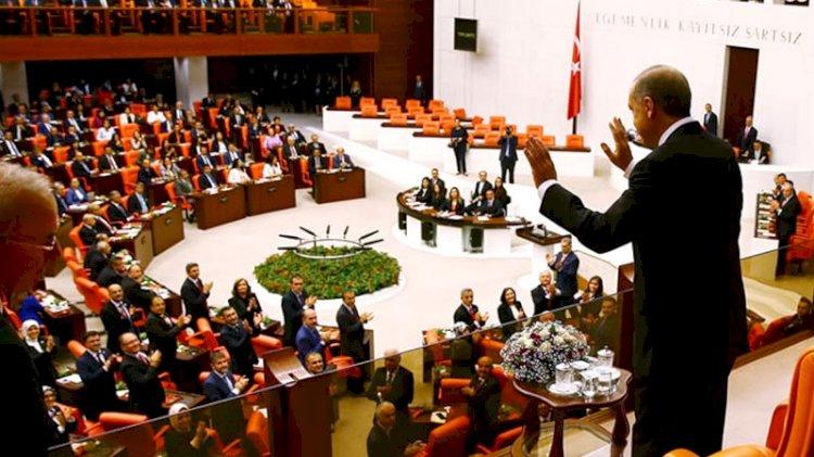 Erdoğan'ın katılacağı Meclis açılışı için AKP'den vekillerine 'test' talimatı