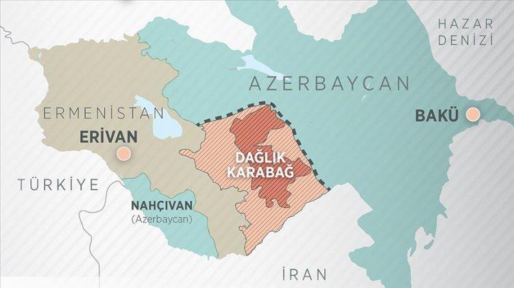 İran Ermenistan'a silah sevkiyatı iddialarını yalanladı