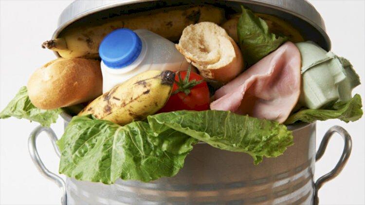 Türkiye 19 milyon ton gıdayı çöpe atıyor