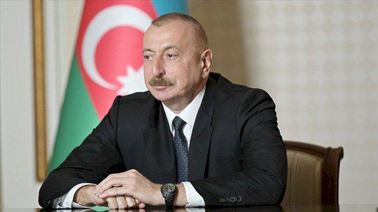 Hollanda'nın Azerbaycan karşıtı kararına Aliyev'den yanıt