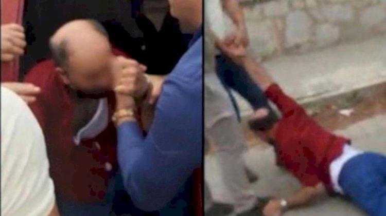 Komşusunun karısını hamile bırakan Cengiz Koraltan'a meydan dayağı