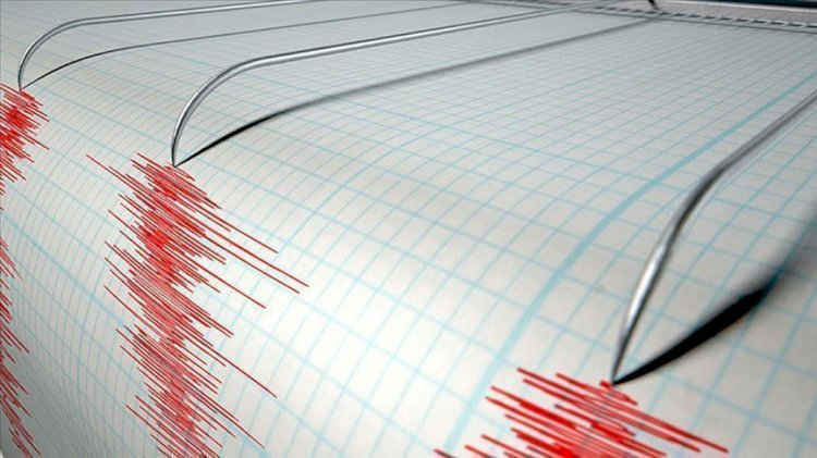 Konya'da 4 dakika arayla 2 deprem