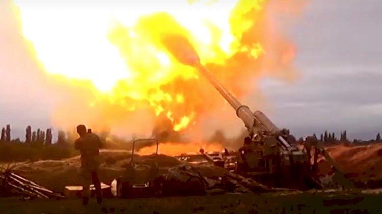 Azerbaycan cephe hattı bilançosunu açıkladı