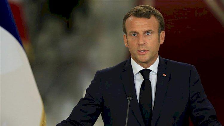 Macron'dan Türkiye karşıtı 'Karabağ' açıklaması