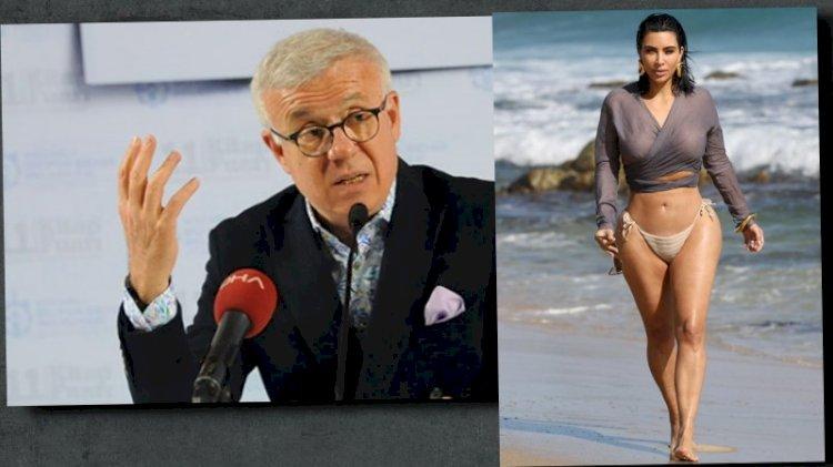 Özkök'e göre Kardashian'ın poposundan başka 'kaynağı' var!