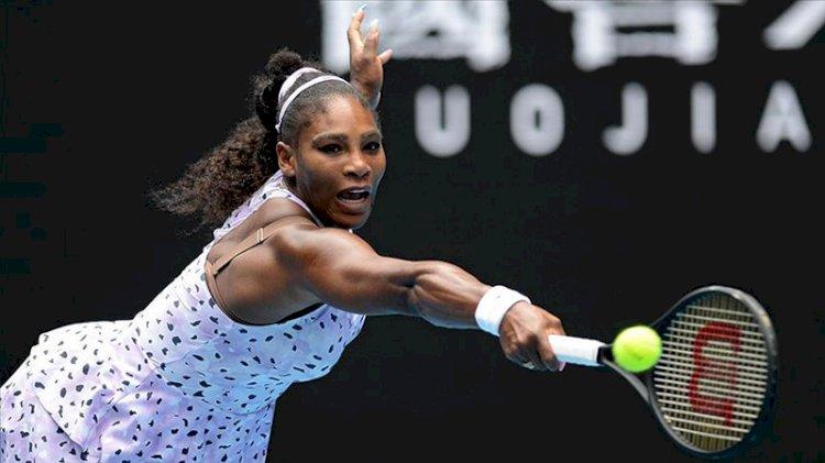 Serena Williams Fransa Açık'tan çekildi