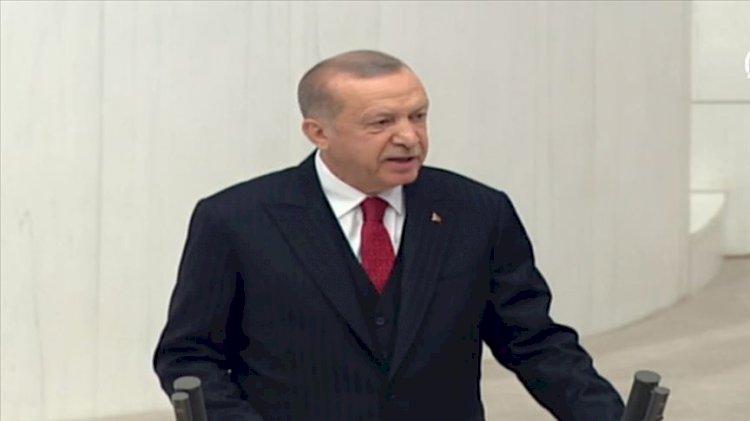 Erdoğan'dan dikkat çeken 'Kırım' çıkışı