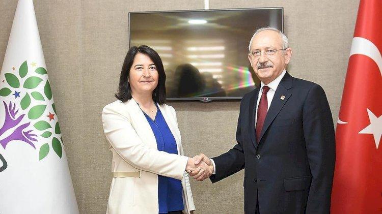 CHP'ye göre HDP'li vekillerle ilgili Meclis'e gelecek fezlekeler 'gündem giydirmek'