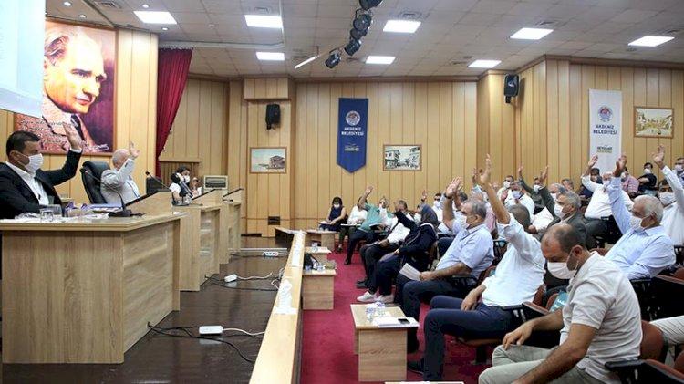 Belediye meclisinde 'şehit' tartışması