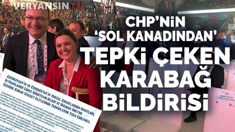 CHP'lilerden tepki çeken Karabağ bildirisi