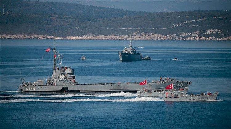 Yunanistan'dan NAVTEX provokasyonu
