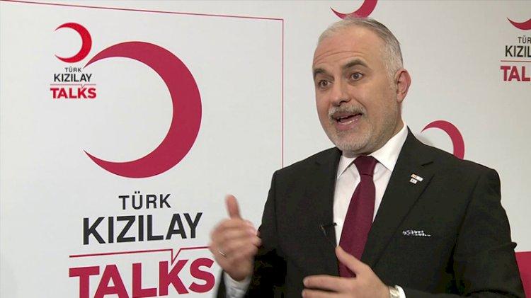 İçişleri Bakanlığı'ndan Kızılay Başkanı'na ceza