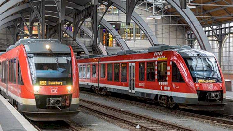 Almanya'da trende bomba paniği!