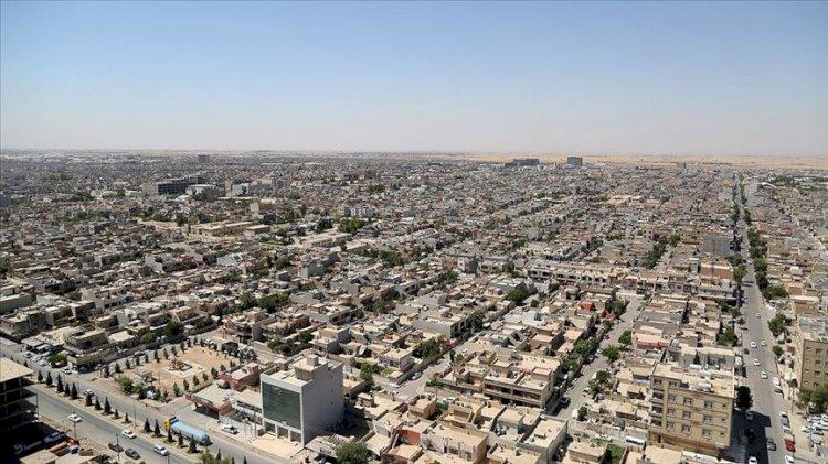 Irak'ın Süleymaniye kentinde silah deposunda patlama
