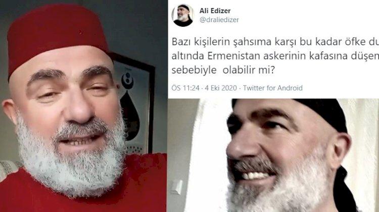 'İkinci eş alın' diyen sözde doktor gelen tepkileri Ermenistan'a bağladı