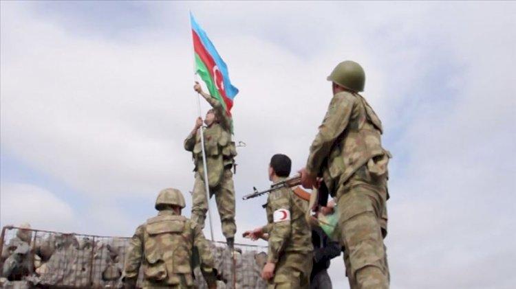 Azerbaycan'dan Ermenistan'a ağır darbe: 22 yerleşim yeri işgalden kurtarıldı
