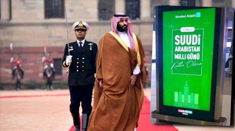 'Milli gün' kutlamalarını kaçırmadığımız Suudi bakandan Türk mallarına boykot çağrısı