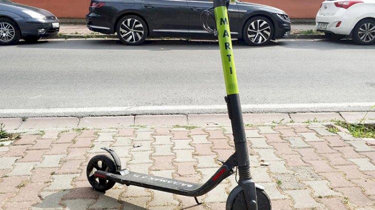 Ulaştırma Bakanı'ndan scooter açıklaması