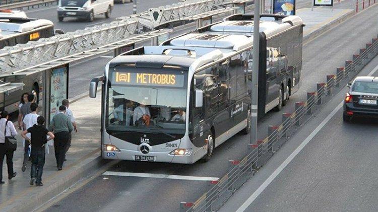 Metrobüs kaldırılıyor, İBB çalışmalara başladı