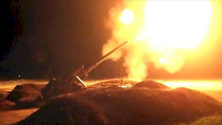 Cephe hattı 10. gününde de hareketli: Ermenistan bir kez daha Gence'ye saldırdı