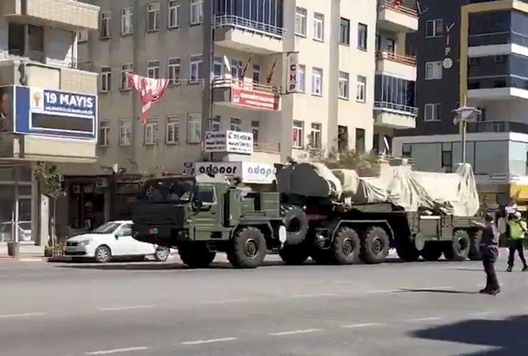 S-400'ler test için Sinop'ta!