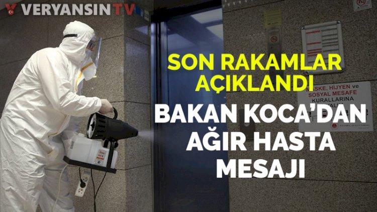 6 Ekim Türkiye'de koronavirüs salgınında son durum