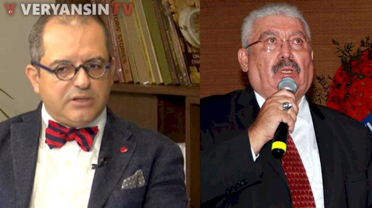 MHP'li Yalçın'dan Prof. Dr. Çilingiroğlu'na: Dili kökünden koparırız