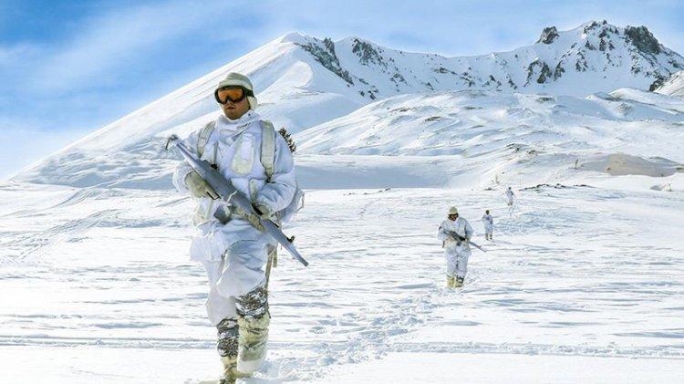 Terör örgütüne sonbahar- kış operasyonları başlatıldı
