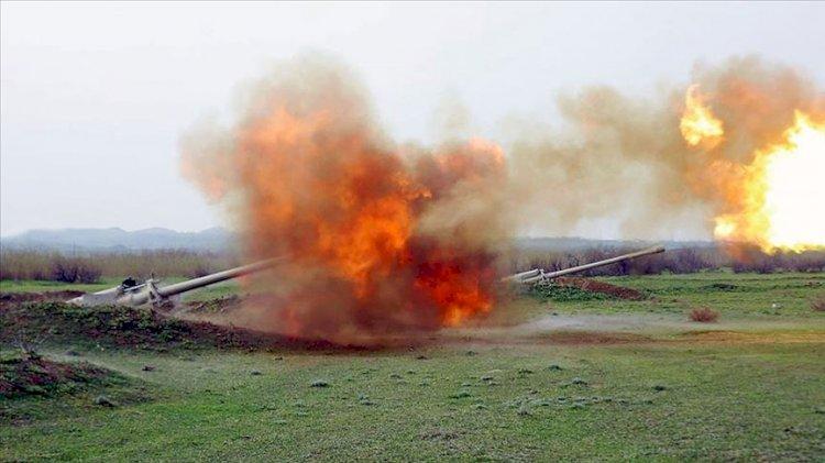 Cephe hattında Azerbaycan'ın üstün başarısı