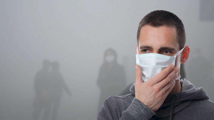 Soluduğumuz havanın yol açtığı hastalıklar açıklandı