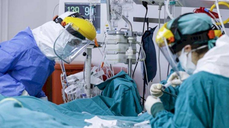 Yoğun bakımlardaki acı koronavirüs tablosu: Genç hastalar da var