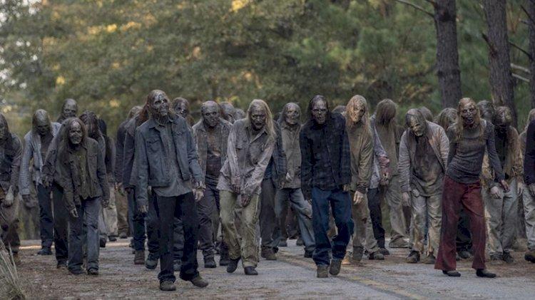 The Walking Dead'in yeni sezonu kaldırıldı