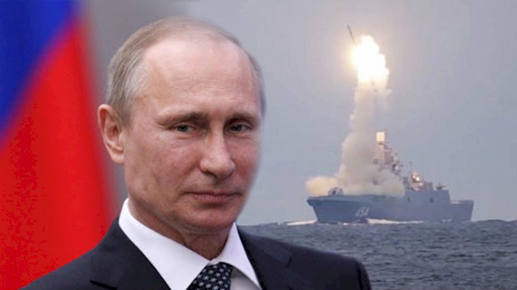 Rusya, Putin'in doğum günü şerefine sesten 8 kat hızlı füze denemesi yaptı