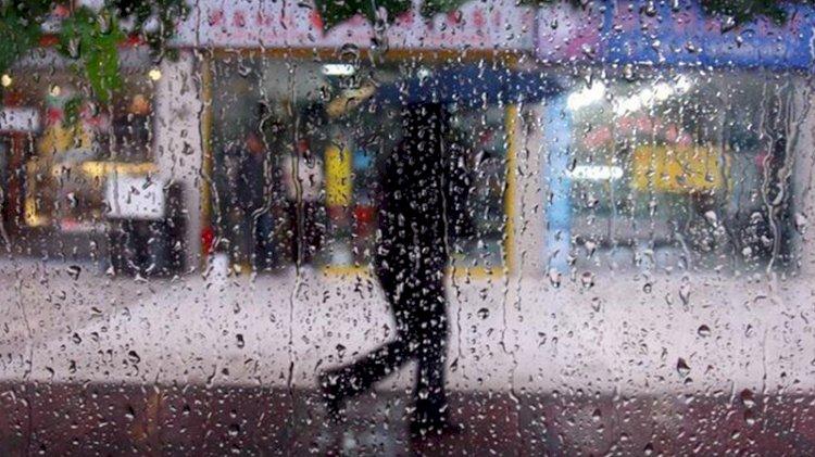 İstanbul'da yağmur başladı! Meteoroloji uyardı