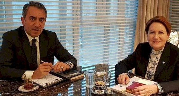 Gözaltına alınan Akşener'in basın danışmanı serbest bırakıldı