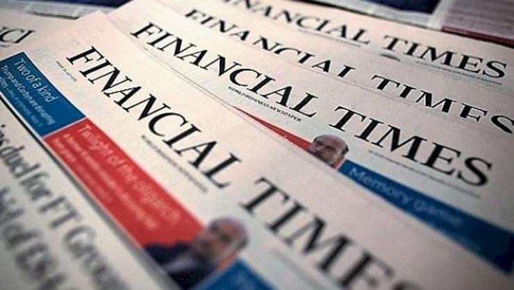 Financial Times: Türkiye, SİHA'larda ABD, İsrail ve Çin'e ciddi rakip oldu