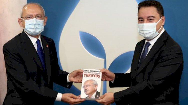 Kılıçdaroğlu ile Babacan ortak açıklamada ne mesaj verdi?