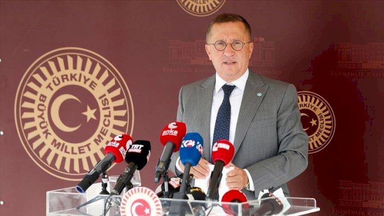 İYİ Partili Türkkan'dan 'muhalif vekiller' açıklaması
