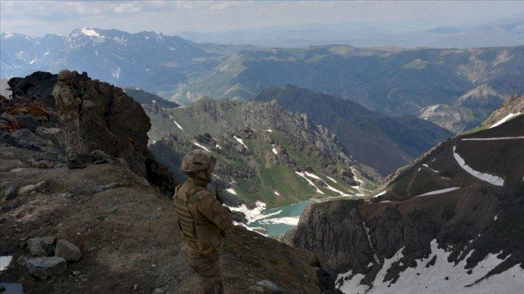 PKK'nın kritik ismine nokta operasyon