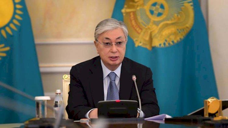 Kazakistan Cumhurbaşkanı'ndan Karabağ açıklaması